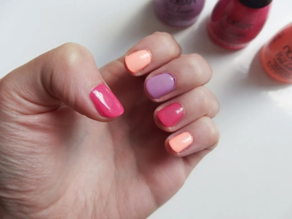 Nubar Spring Nail Collection Review