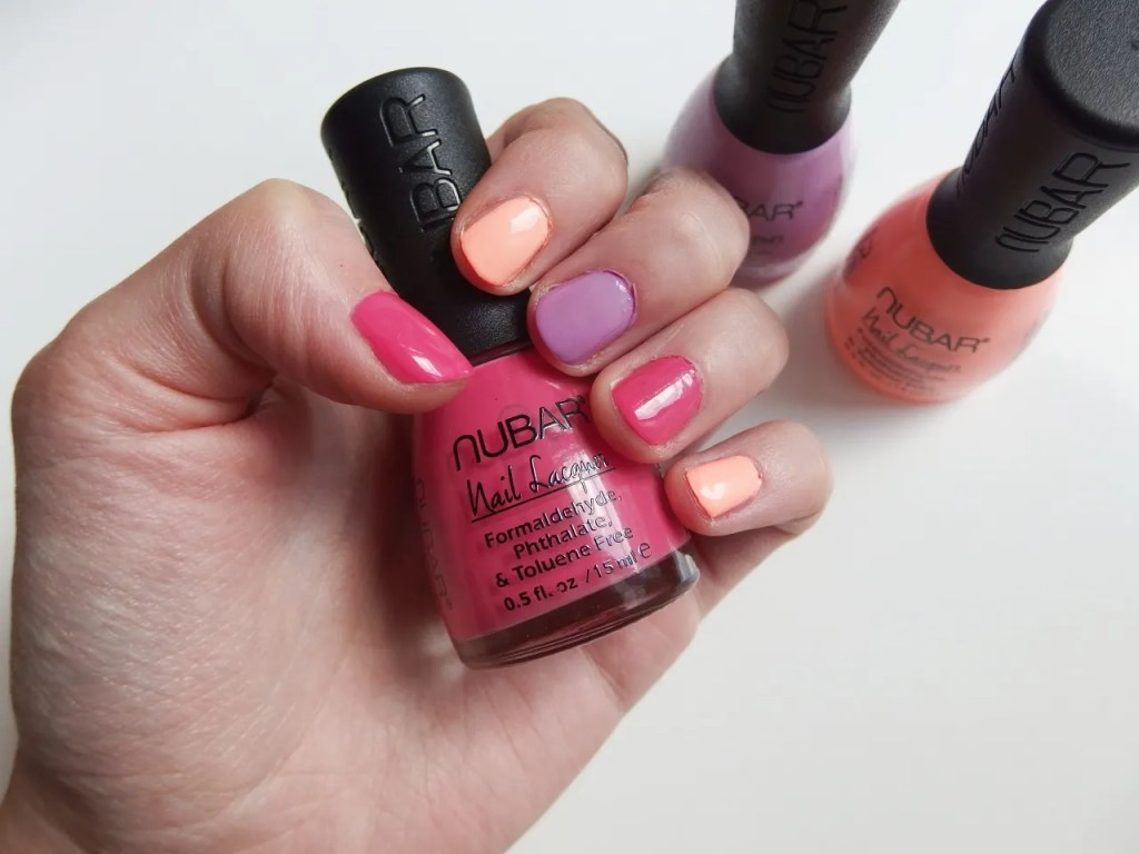 Nubar Nails Spring Collection Review