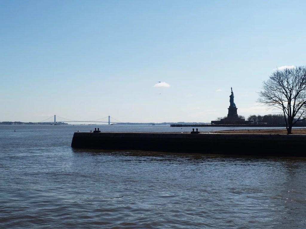Ellis Island Views