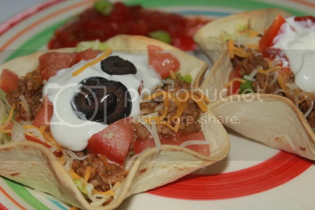 Yummy Taco Salad