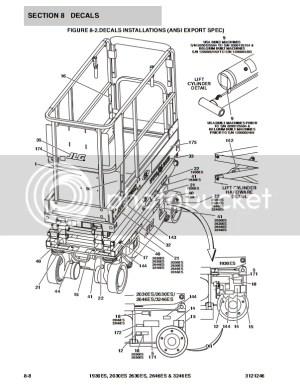 JLG Electric Scissor ES Series   Auto Repair Manual Forum  Heavy Equipment Forums  Download