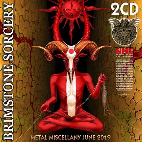 Brinstone Sorcery: Metal Compilation 2CD (2019)