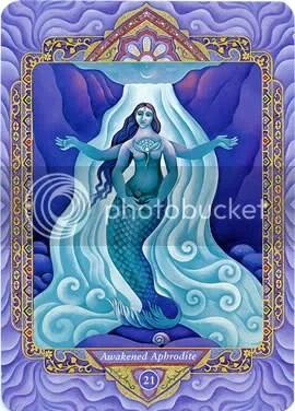 Triple Goddess Tarot | Awakened Aprhodite