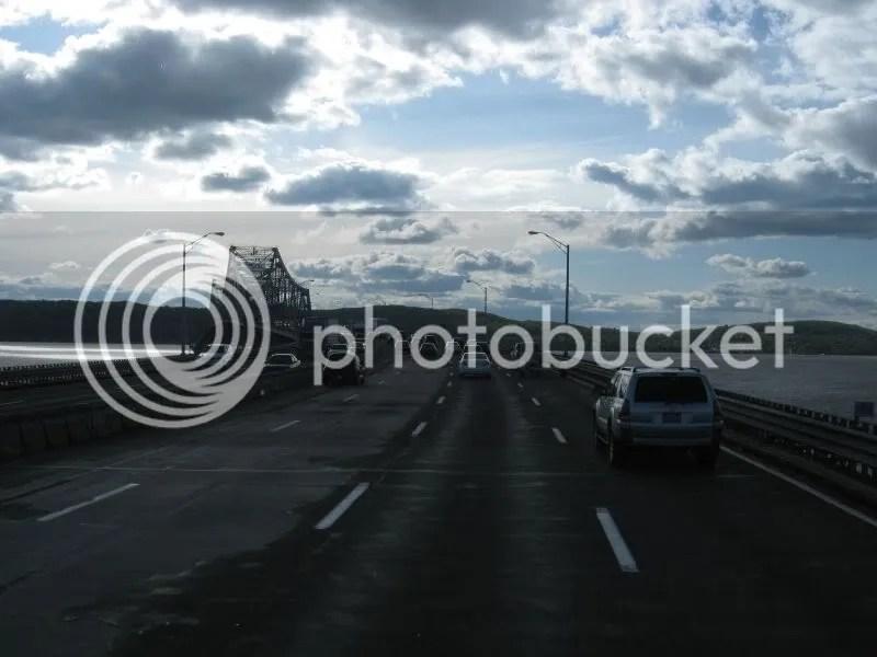 tappan zee bridge traffic report incidents