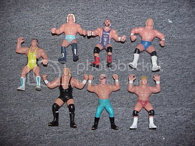 Not my photo, but subtract Pillman and add Arn, thats my whole collection.