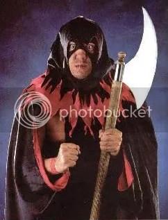 masked executioner wwf