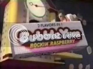 Bubble Yum Rockin Raspberry