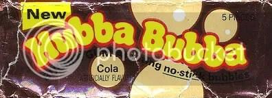 Hubba Bubba Cola
