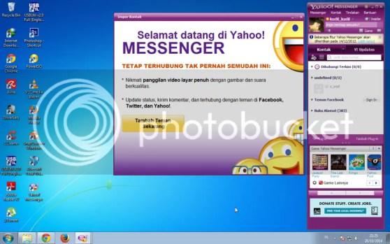Mengenal Lebih Jauh Tentang Yahoo Messenger