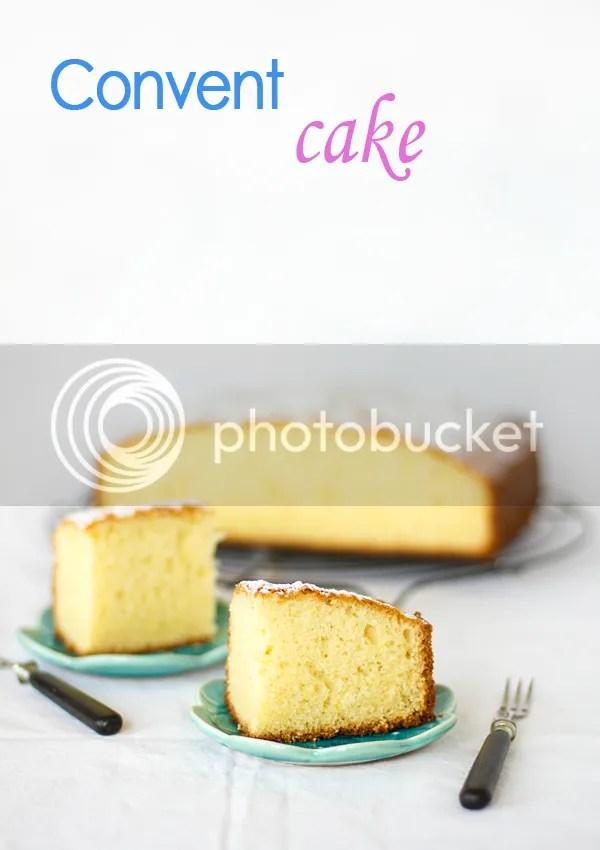Convent cake