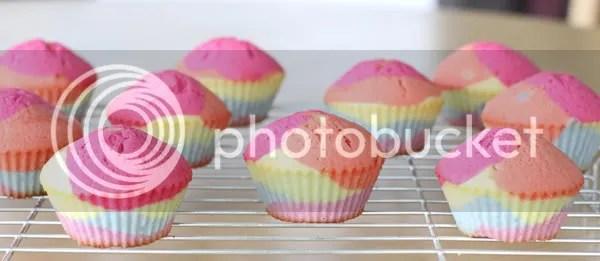 Full Sheet Cupcake Cake