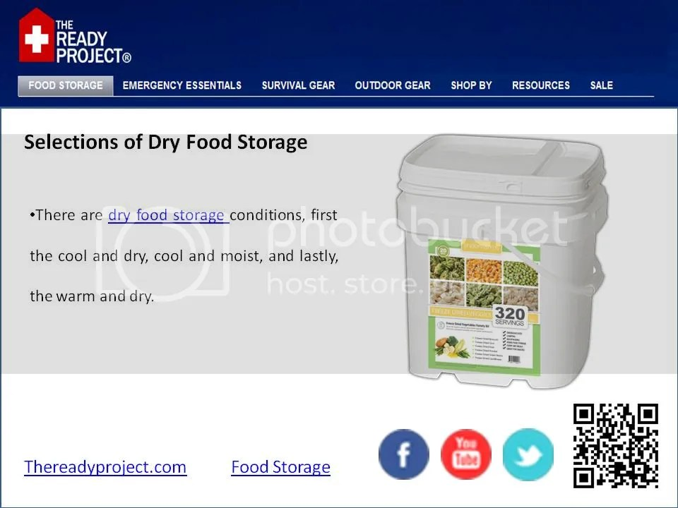 best food storage companies