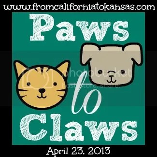 Paws To Claws From California To Kansas