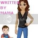 Written By Mama