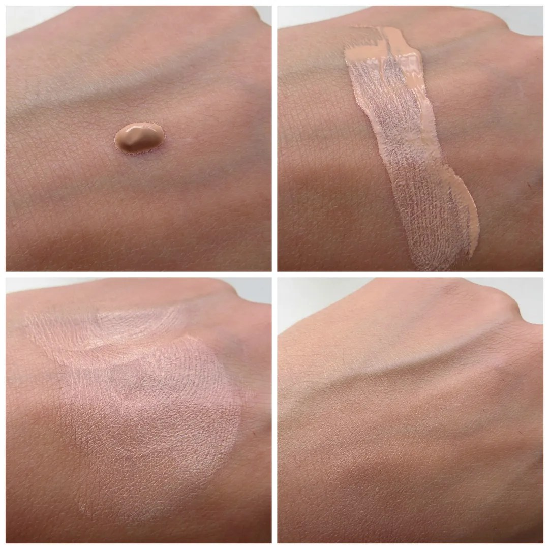 Chanel Vitalumière Aqua Ultra-Light Skin Perfecting Makeup 12 Beige Rosé