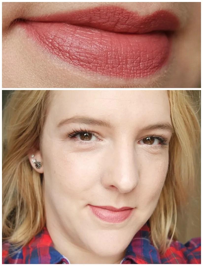 lipstick review swatch maybelline mac bourjois
