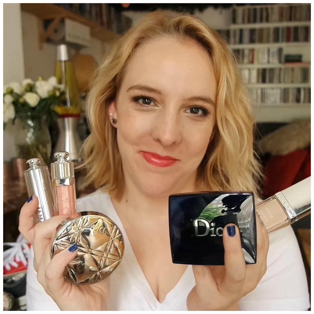 Video: Brand Bites Christian Dior Make Up