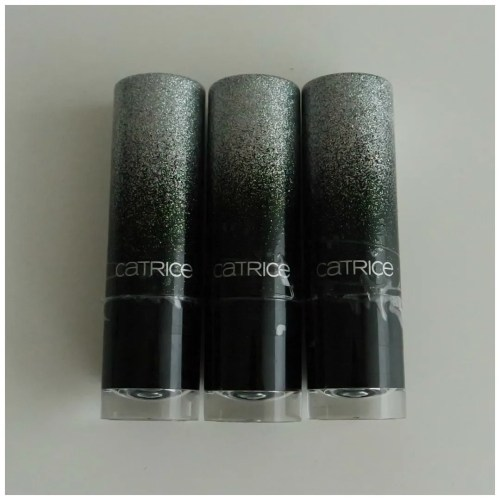 catrice dazzle bomb limited edition lipstick nail polish review swatch