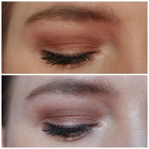 milani eyeshadow primer review swatch