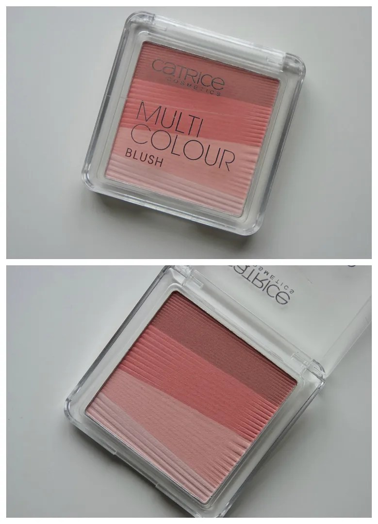 Catrice Multi Colour Blush 060 Strawberry Frappucino