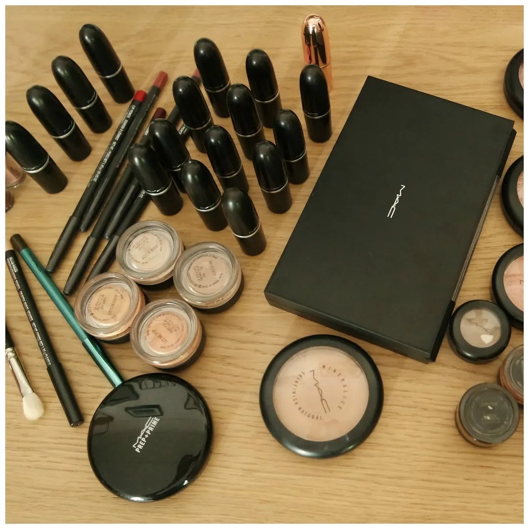MAC make up collection