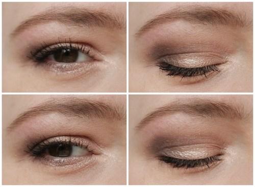 Catrice Soft Metal Eyeshadow palette 010 Metal'morphosis review swatch