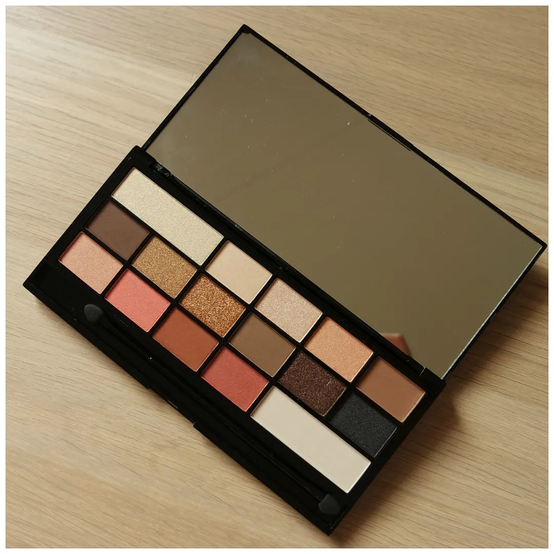 I <3 Make Up Chocolate Vice eyeshadow palette