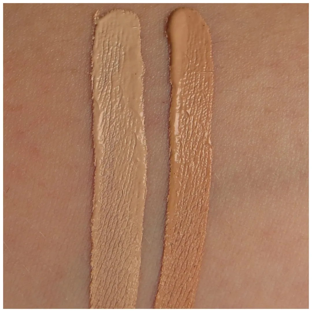 Collection Lasting Perfection Ultimate Wear Concealer 01 Fair & 02 Cool Medium