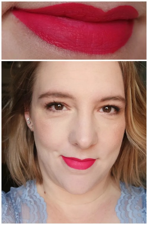 colourpop lippiestix matte x viper mars trust me ultra matte lips lipstick review swatch liquid