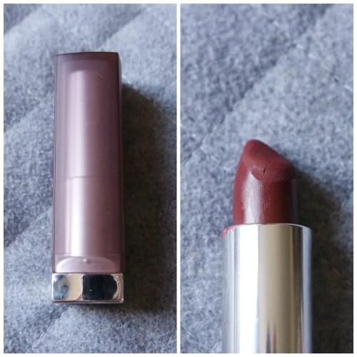 Maybelline Color Sensational Burgundy Blush