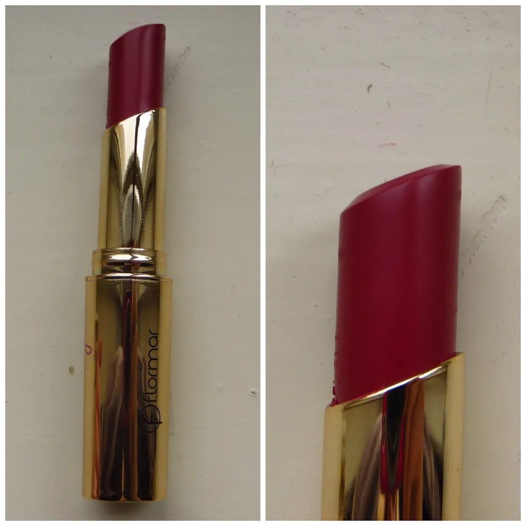 Flormar Deluxe Cashmere lipstick stylo DC26