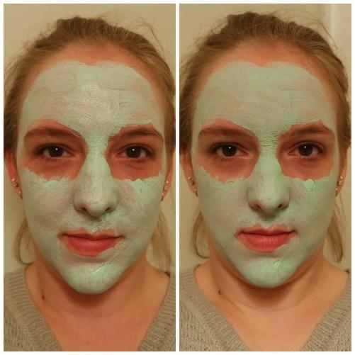 freeman avocado clay mask review swatch skincare