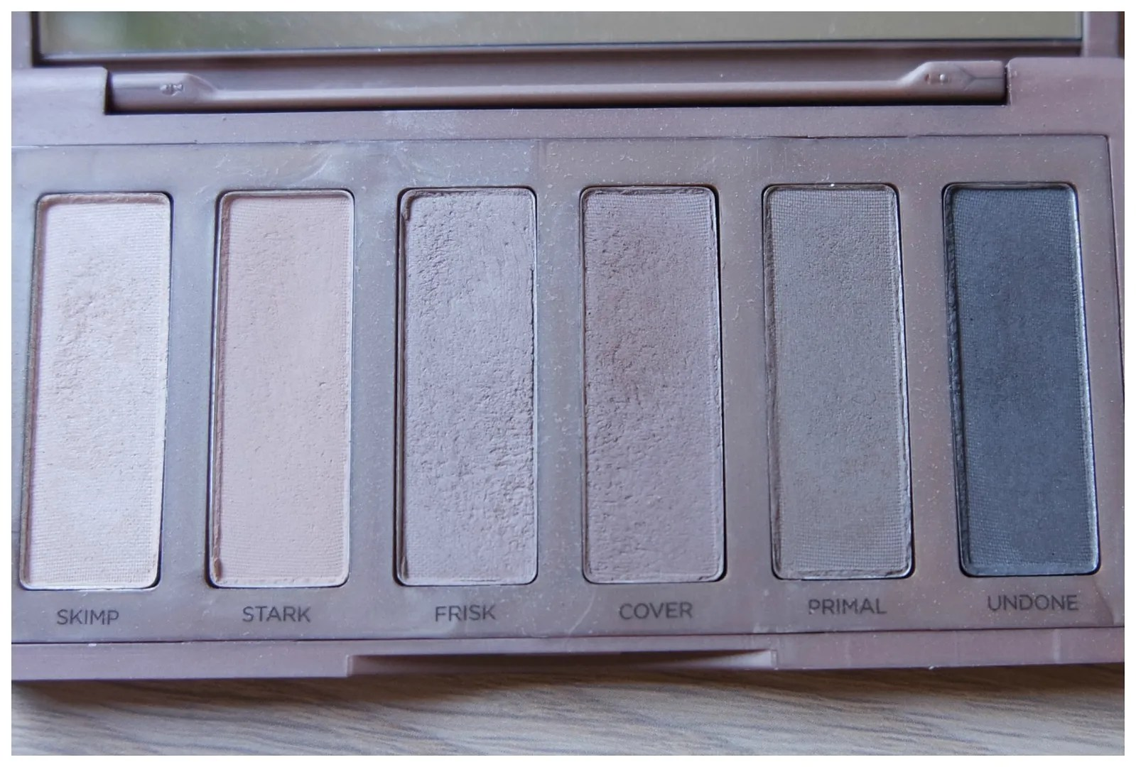 most used eyeshadow palettes