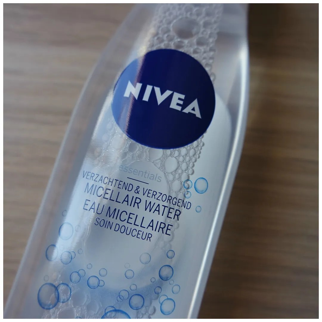 Nivea Micellar Water with Almond Oil