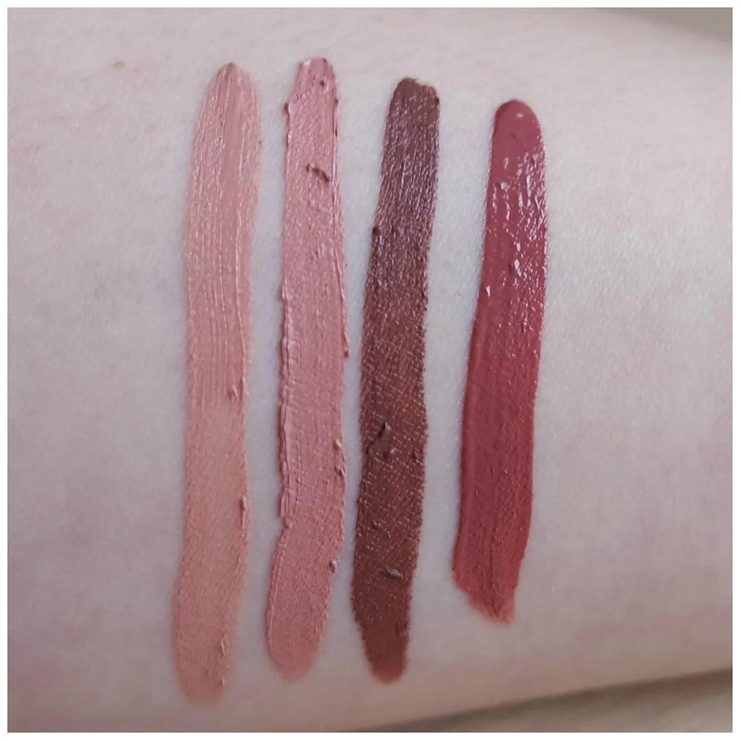 Liquid Suede Cream Lipstick  by NYX Professional Makeup #20