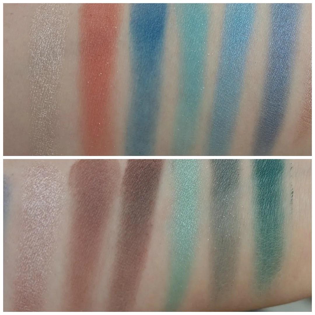 Sleek I-Divine eyeshadow palette in Calm Before the Storm
