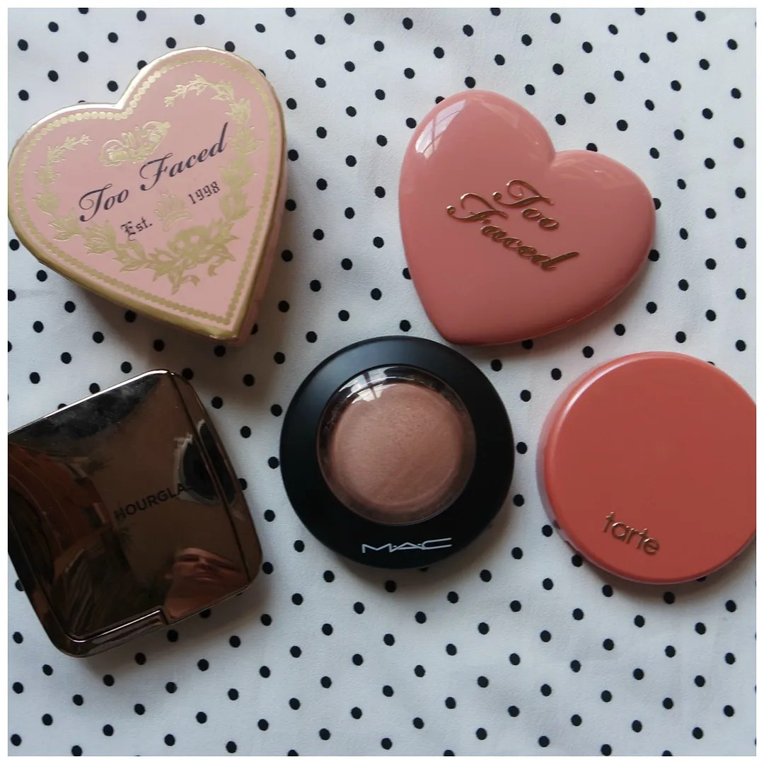 top 5 high end blush