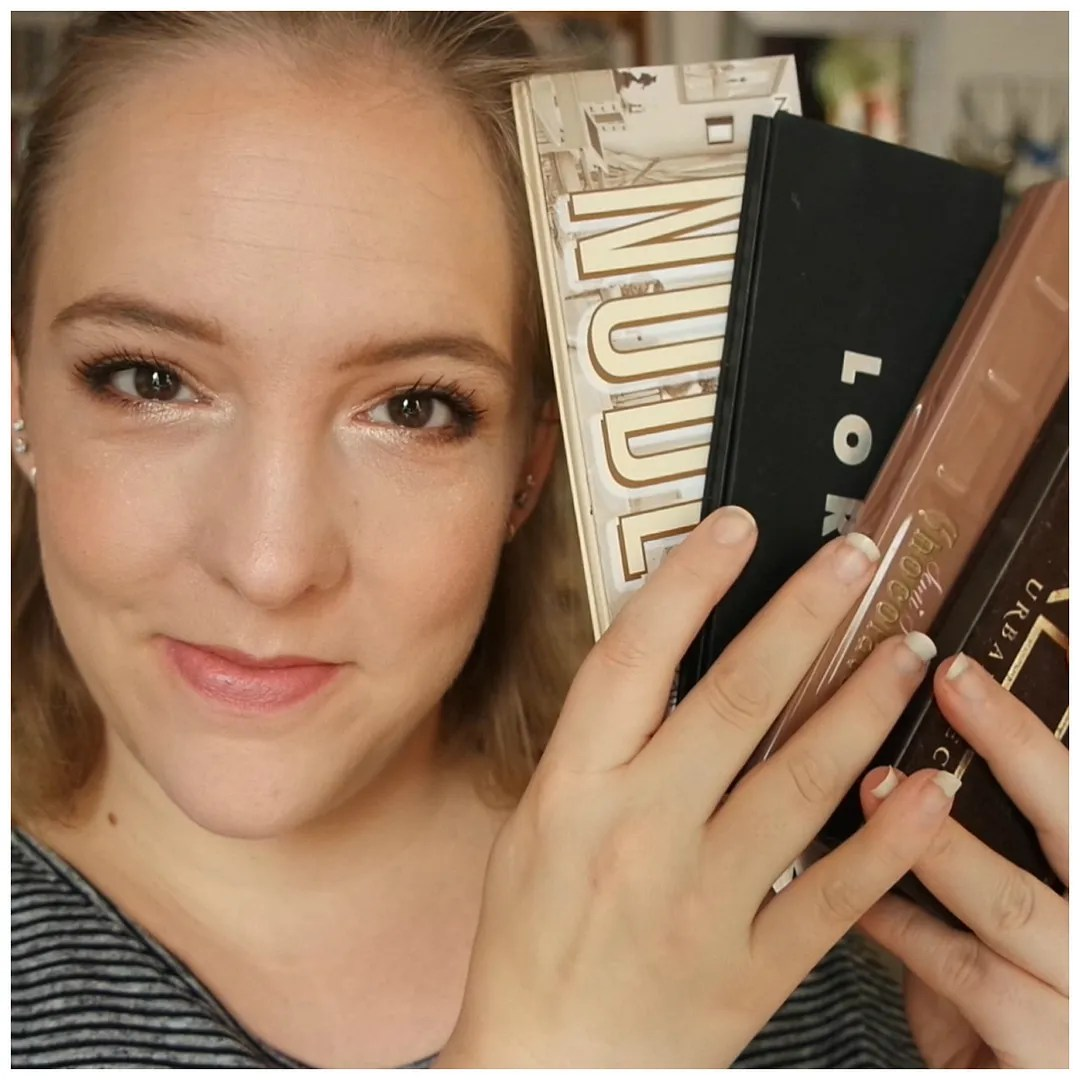 warm toned eyeshadow palette review swatch video naked 1 urban decay too faced semi sweet chocolate bar lorac pro 1 the balm nude tude