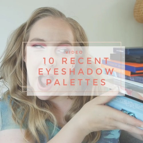 10 recent eyeshadow palettes looks review swatches juvia's placed jeffree star blush tribe huda beauty coloured raine bh cosmetics milani anastasia beverly hills