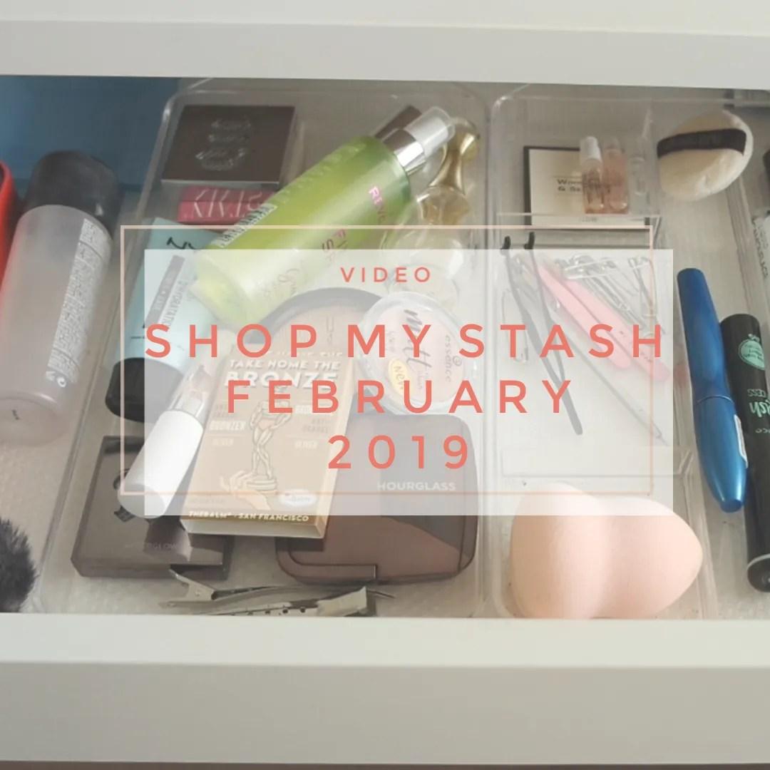 shop my stash february 2019