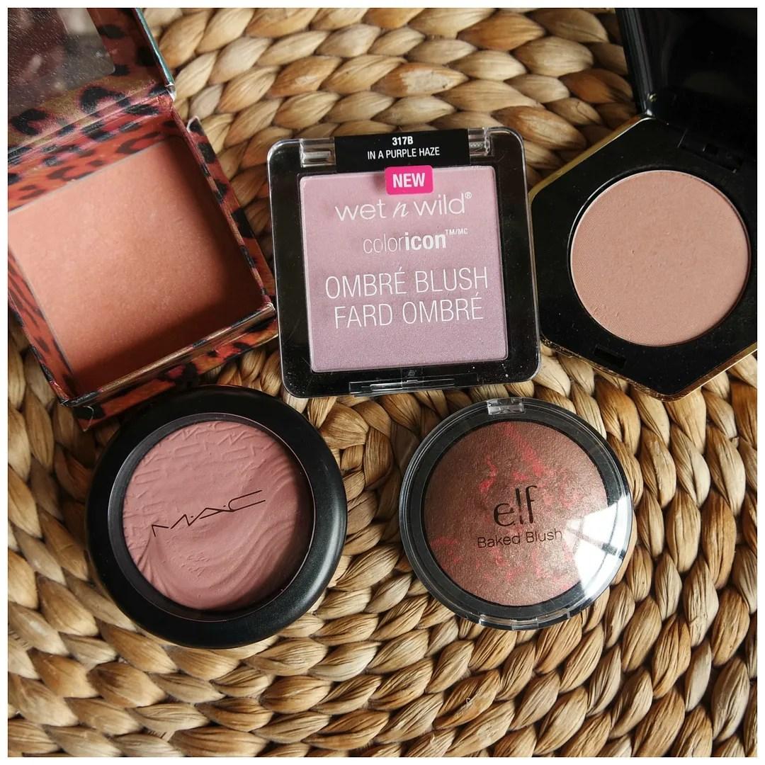 blush for pale skin