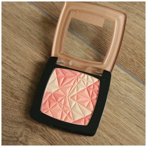 Catrice Blush Box Glowing + Multicolour Dolce Vita Review, Swatch, Makeup Look