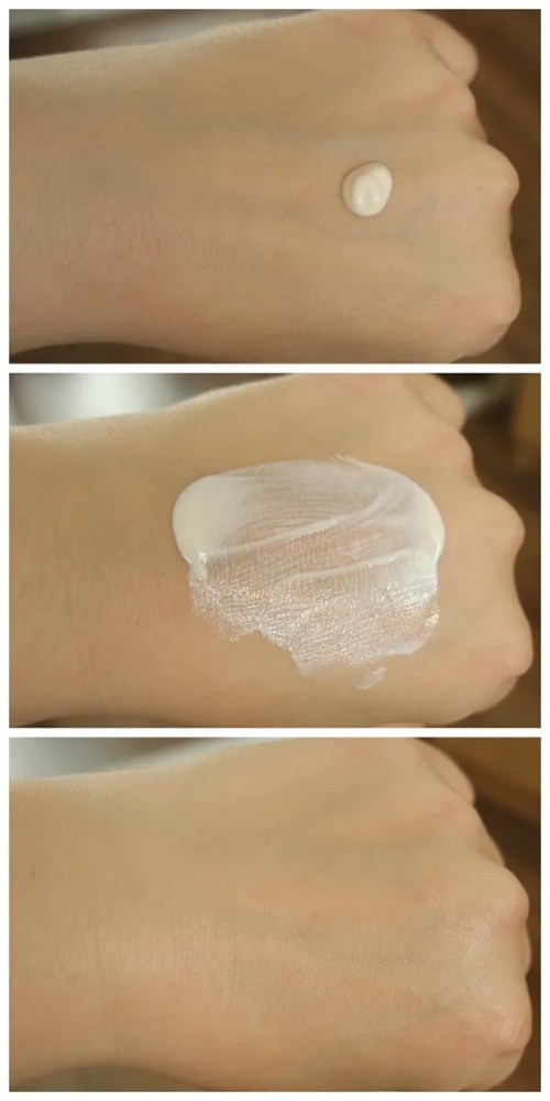 essence hydrating perfecting primer review swatch