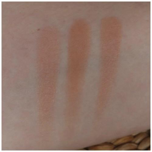 essence luminour matt bronzer lightest shade review swatch