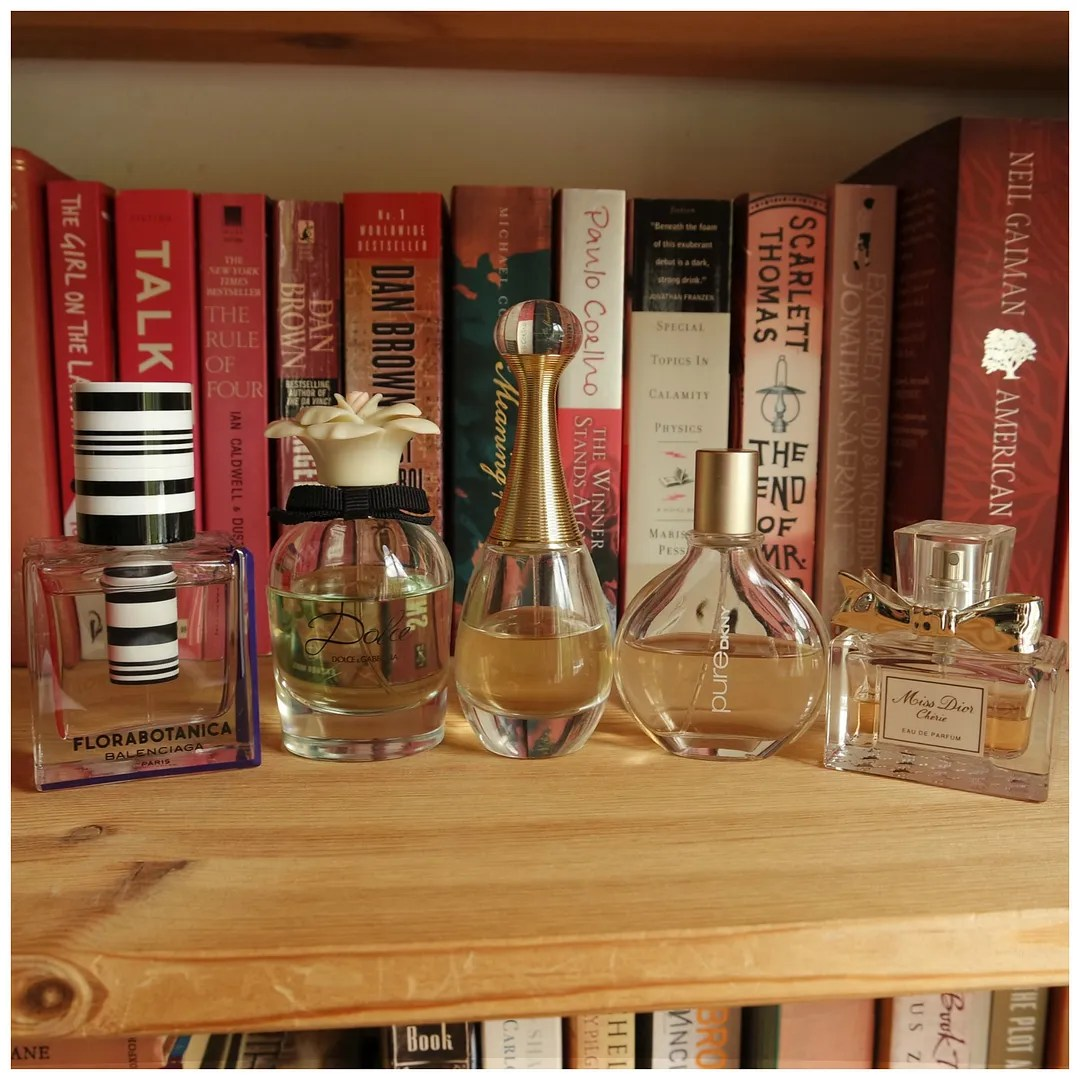 favorite spring fragrances
