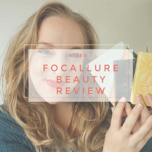 focallure beauty review makeup look swatches smile perth secret eyeshadow palette