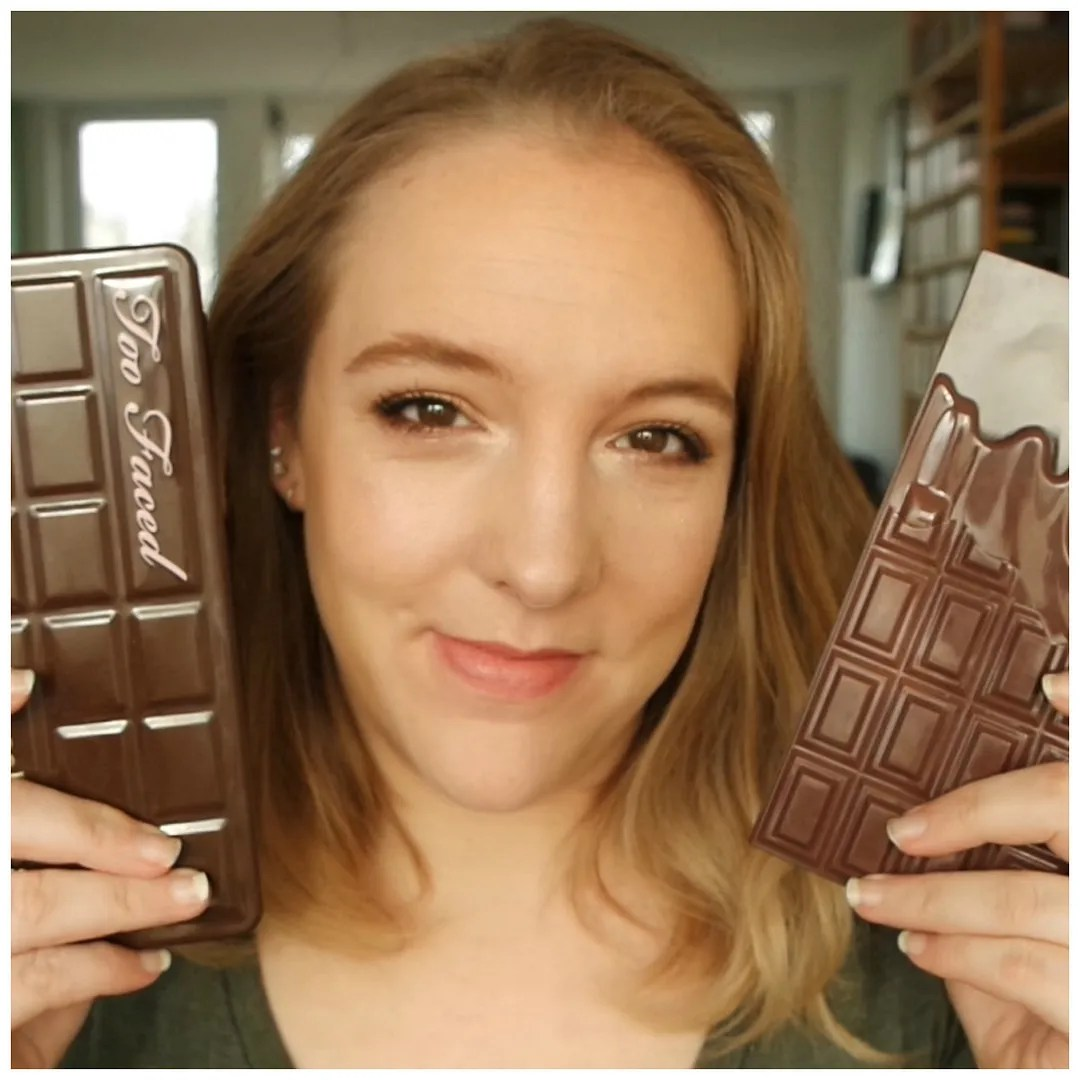 get ready with me GRWM Too Faced I Heart Makeup Youtube Beauty Community Tag