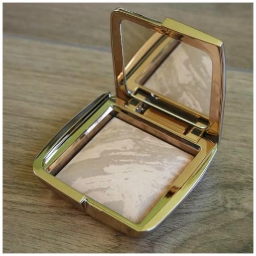 Hourglass Ambient Lighting Bronzer nude bronze light review swatch