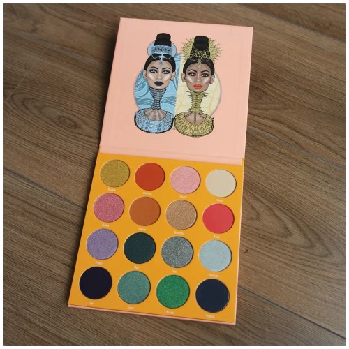juvia's place the magic eyeshadow palette review swatch
