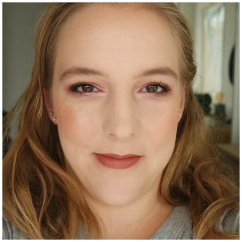 kokie be bright concealer review swatch fair skin application makeup look
